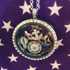 For the traveller in you!  www.facebook.com/memorylockets15