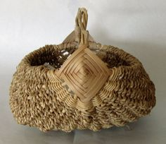seagrass egg basket.. beautiful