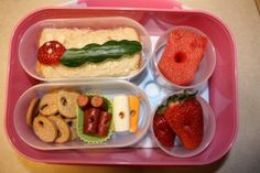 Hungry Caterpillar Lunch - 08-27-12