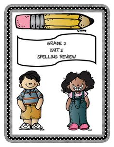 These are spelling review sheets for McGraw-Hill Wonders Grade 2 Unit 5. The review sheets include a sort, ABC order, and three times each for all three groups: approaching, on, and beyond. You could even have the students write the words in pencil, pen, and marker for the three times each.
