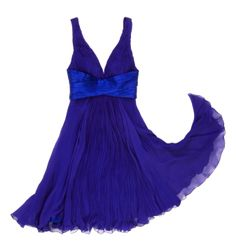 VICTORIA SAYS: THIS IS THE COLOR! Royal blue bridesmaid dress
