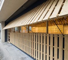 """Palette"" With Flap Shutters / Hiroki Tominaga Atelier"