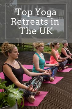 53 Best Yoga Retreats In Europe Images Yoga Holidays Yoga Retreat Yoga