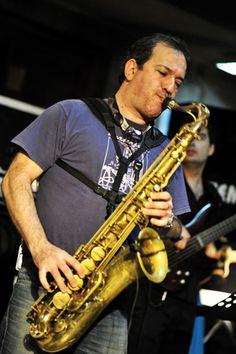 Yahya Dai / Saxophone artist, composer and jazz musician.