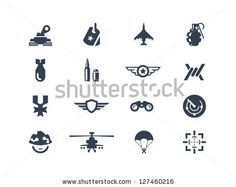 Army related illustrations