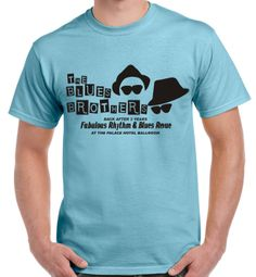 The Blues Brothers tribute T-shirt