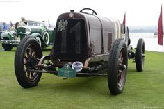 A.L.F.A.  G 1 - 1921 - Chassis #6018 (50 produced)