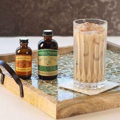 Iced Amaretto Almond Coffee Recipe