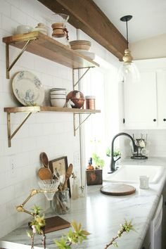 1e9b02d6c8c9 We knew adding marble countertops would be the icing on the cake