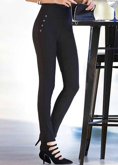 cf54d9248622f2 Janira Pants Tacks Leggings In Stock At UK Tights Coloured Leggings,  Leather Leggings, Black