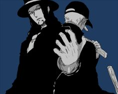 Rob Lucci and Kaku  One Piece