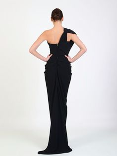 Rhea Costa one shoulder gown One Shoulder Gown, Costa, Gowns, Formal Dresses, Fall, Fashion, Vestidos, Dresses For Formal, Autumn