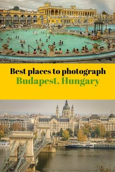 Top places to photograph Budapest, Hungary. Highlights of scenic vistas, river promenades, historic monuments and squares and other photogenic spots of Budapest that are worth visiting and capturing with your camera. Click here for details : ?utm_content=buffer2…