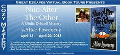 Nun After The Other (A Giulia Driscoll Mystery) by Alice Loweecey - Escape With Dollycas Into A Good Book