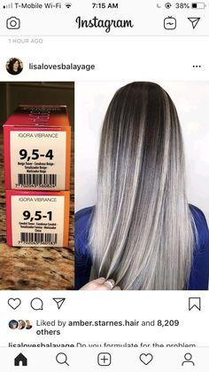 Couleur Schwarzkopf, Schwarzkopf Hair Color Chart, Hair Color Formulas, Hair Color Techniques, Hair Hacks, Hair Inspo, Blonde Hair, Hair Makeup, Hair Beauty
