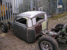 Custom Rat Rods, Custom Cars, Vw Rat Rod, Vw Pickup, Custom Metal Fabrication, Hot Vw, Vintage Porsche, Vw Cars, Vw T1