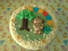 Maka pakka birthday cake