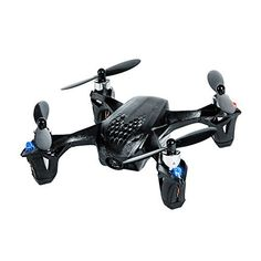 HUBSAN H107D X4 Quadcopter Drone with FPV Camera (Special Black Edition - Tekstra Brands Exclusive!!) **EXTRA BATTERY INCLUDED** - http://www.midronepro.com/producto/hubsan-h107d-x4-quadcopter-drone-with-fpv-camera-special-black-edition-tekstra-brands-exclusive-extra-battery-included/