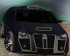 2003 VW Polo GT RS 2 by JDimensions27 on DeviantArt