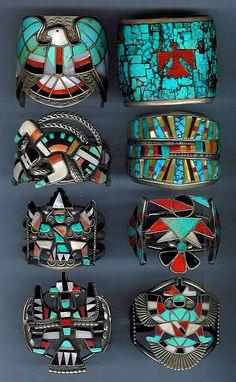 Native American Cuffs