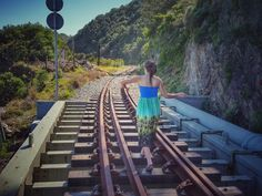 On our way to Victoria Bay. Railroad Tracks, Wilderness, South Africa, Abandoned, Westerns, Cape, Fair Grounds, Victoria, Activities