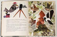 キュリオブックス 【Teddy Puschelohr im Kindergarten】 Ale, Vintage Illustrations, Kindergarten, Polish, Modern, Books, Vitreous Enamel, Trendy Tree, Libros