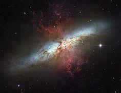 Messier 82 – Wikipédia, a enciclopédia livre