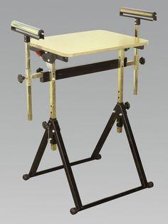 Adjustable Mitre Saw Stand - Roller Stands - RS16                                                                                                                                                                                 Mehr