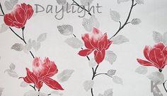 daylight-tapet-rod-magnolia