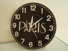 Relógio Paris