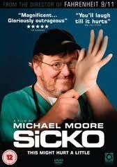 Film review: Sicko (2007).