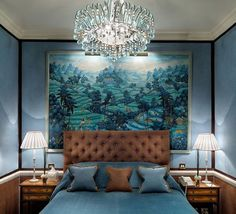 The Egerton House Hotel in Londen Interior Architecture, Interior Design, Bar Lounge, Dream Bedroom, Master Bedroom, Bedroom Artwork, Cool Beds, Home Furnishings, Beautiful Homes