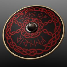 Viking Shield by ~ElCasiegno on deviantART