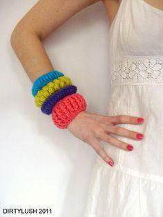 Tricot y color