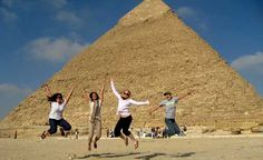 Giza Pyramids http://www.shaspo.com/new-year-packages-christmas-and-new-year-hot-deals-in-egypt
