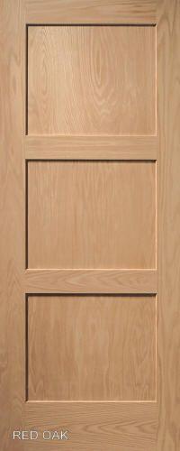 4 Panel Mdf Shaker Interior Door New House Pinterest Interior Door Doors And Interiors
