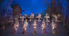Ballet de Santiago.Coppelius, el mago. Foto: Patricio Melo