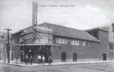 Temple Theatre, 6th and Monmouth, Newport, Kentucky