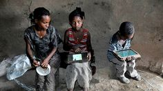 Truly Amazing! Ethiopian Kids Hack Their OLPC Tablets in 5 Months, With No Help!!