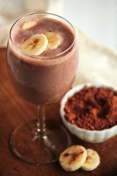 Coffee & Banana Smoothie