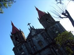 Molo Church, Iloilo, Philippines