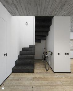 Schody styl Minimalistyczny - zdjęcie od Motifo.pl Architektura & Wnętrza - Schody - Styl Minimalistyczny - Motifo.pl Architektura & Wnętrza