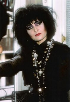 Siouxsie Sioux: The epitome of goth beauty