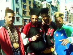 High top fades and The Gumby fade|  Hip hop fashion through the years