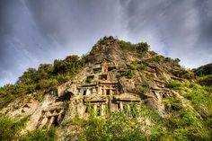 telmessos rock tombs