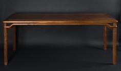 A Huang-huali table China, 20th Century