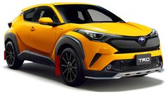Recap - #Toyota #CHR #TRD accessories launched in Japan