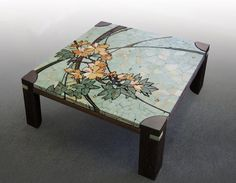 Currently Sergey Karlov is living in Sayanogorsk. Alfonso Mucha, Gaudi and Gustav Klimt are some of the artists that have influenced his mosaic designs Pebble Mosaic, Mosaic Wall, Mosaic Glass, Glass Art, Stained Glass, Mosaic Crafts, Mosaic Projects, Mosaic Furniture, Painted Furniture