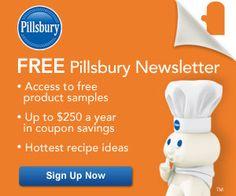 South Suburban Savings: Sign Up for Pillsbury Coupons AND FREEBIES!!
