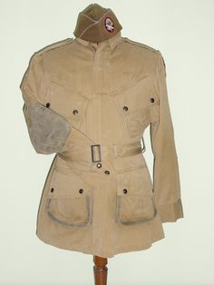 M42 Reinforced Jump Jacket of Cpl. Jay Barr H/506th